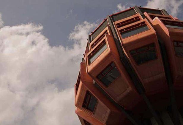 L'architecture futuriste à Berlin
