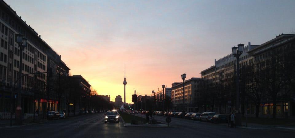 Que faire sur Karl marx Allee à Berlin