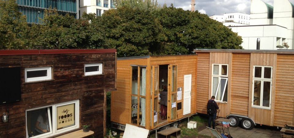 L'université berlinoise des Tiny House