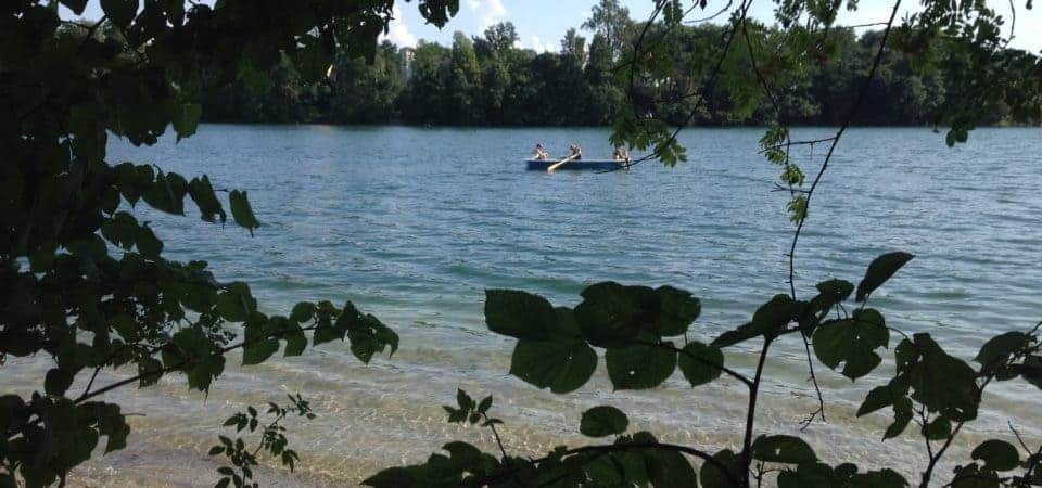 Le meilleur lac de Berlin