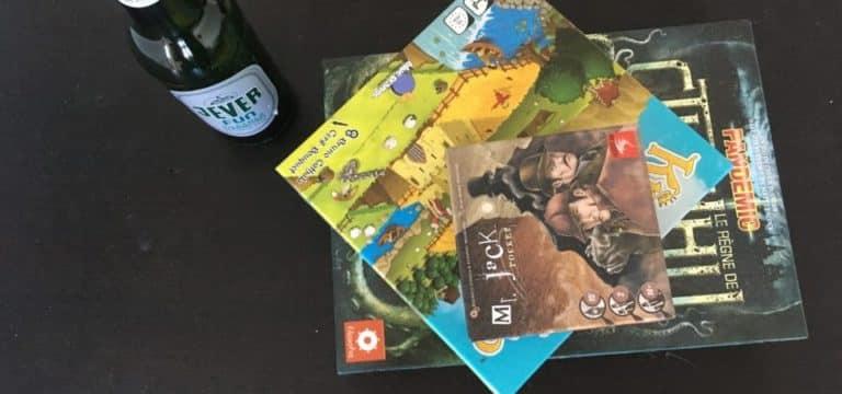 Soirée jeux à Berlin