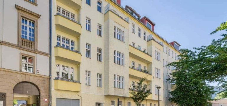 Un appartement à Prenzlauer Berg