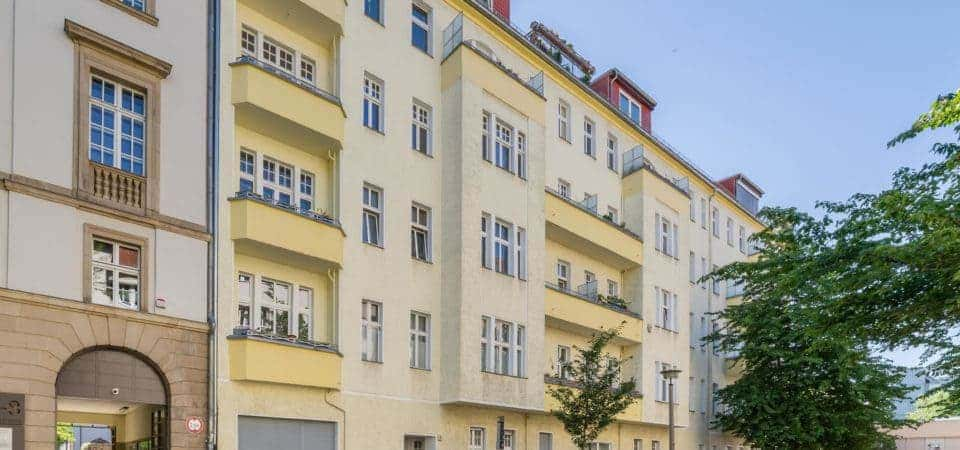 Un appartement à Prenzlauer Berg