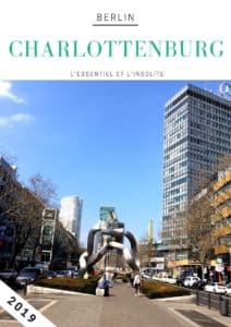 Couverture ebook Charlottenburg 2019