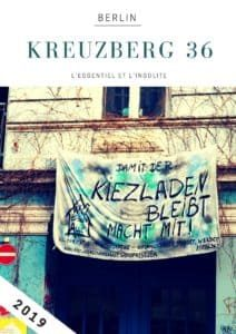 Couverture de l'ebook Kreuzberg 36