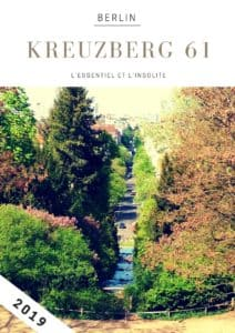Couverture de l'ebook Kreuzberg 61