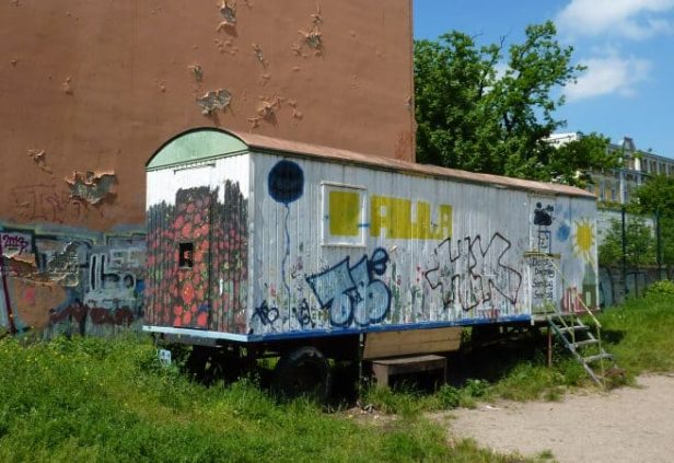 Les quartiers de roulottes à Berlin