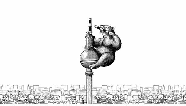 Ramener des souvenirs de Berlin