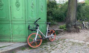 Les vélos partagés Mobike, Limebike, Deezer Nextbike et Donkey Republic à Berlin