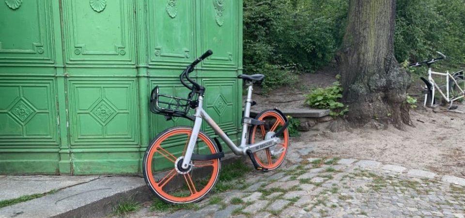 Vélos partagés à Berlin