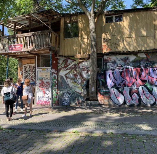 visite guidée insolite à Berlin