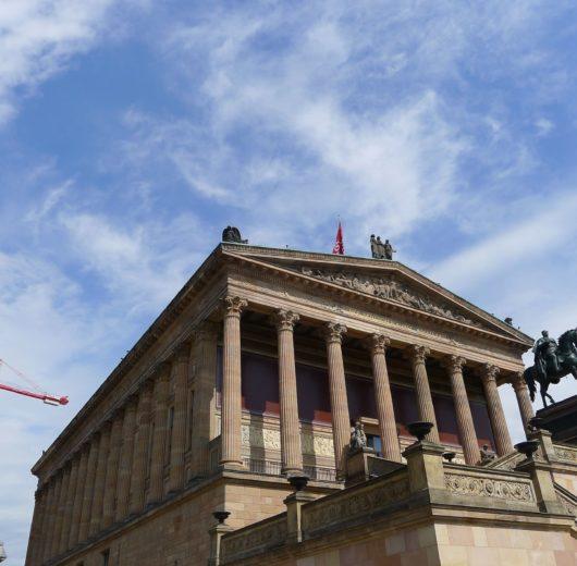 visite des musées de Berlin