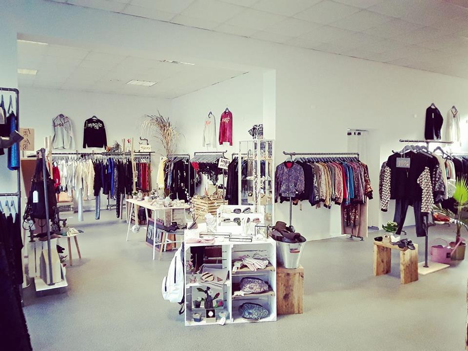 Boutique de créateur à Berlin