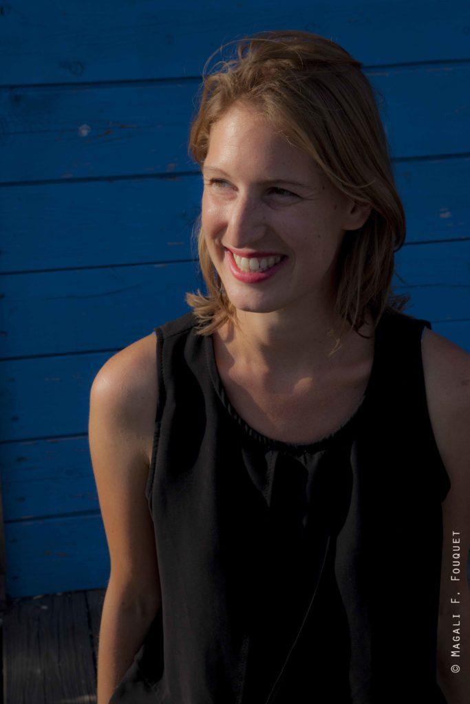 Portrait Elodie Benchereau