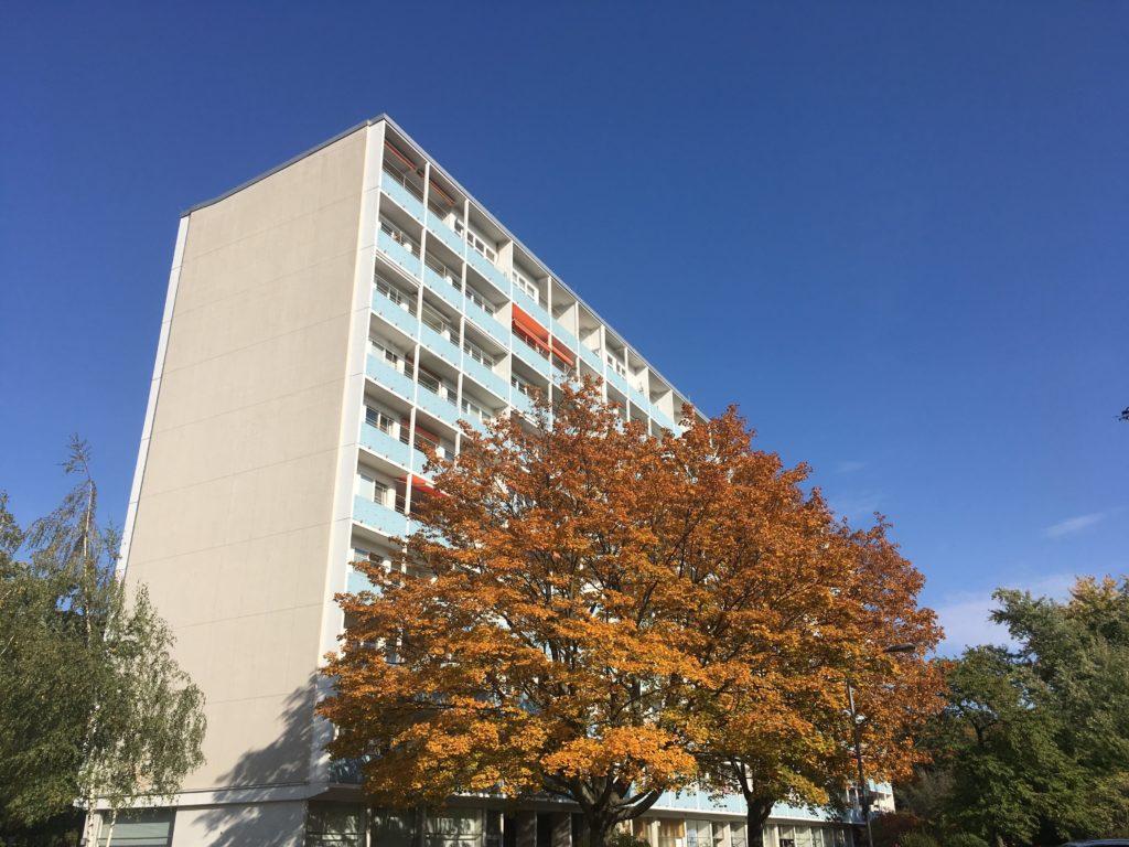 Immeuble du Hansaviertel