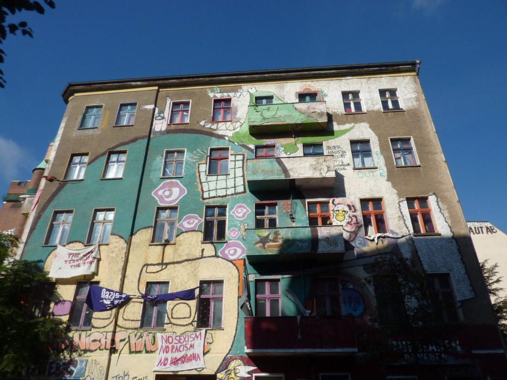 Squat à Friedrichshain