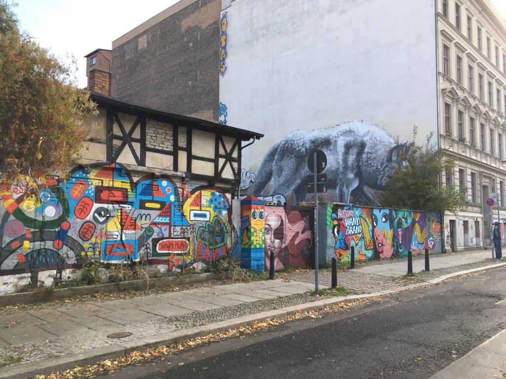 Street Art à Prenzlauer Berg