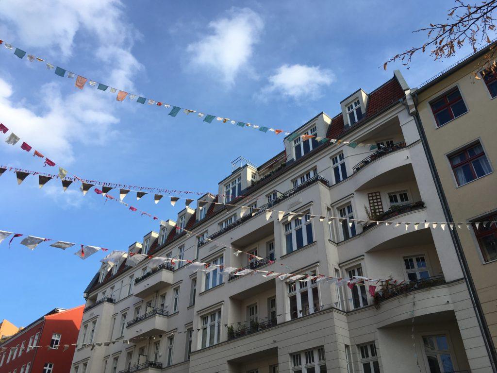 Rue de Prenzlauer Berg