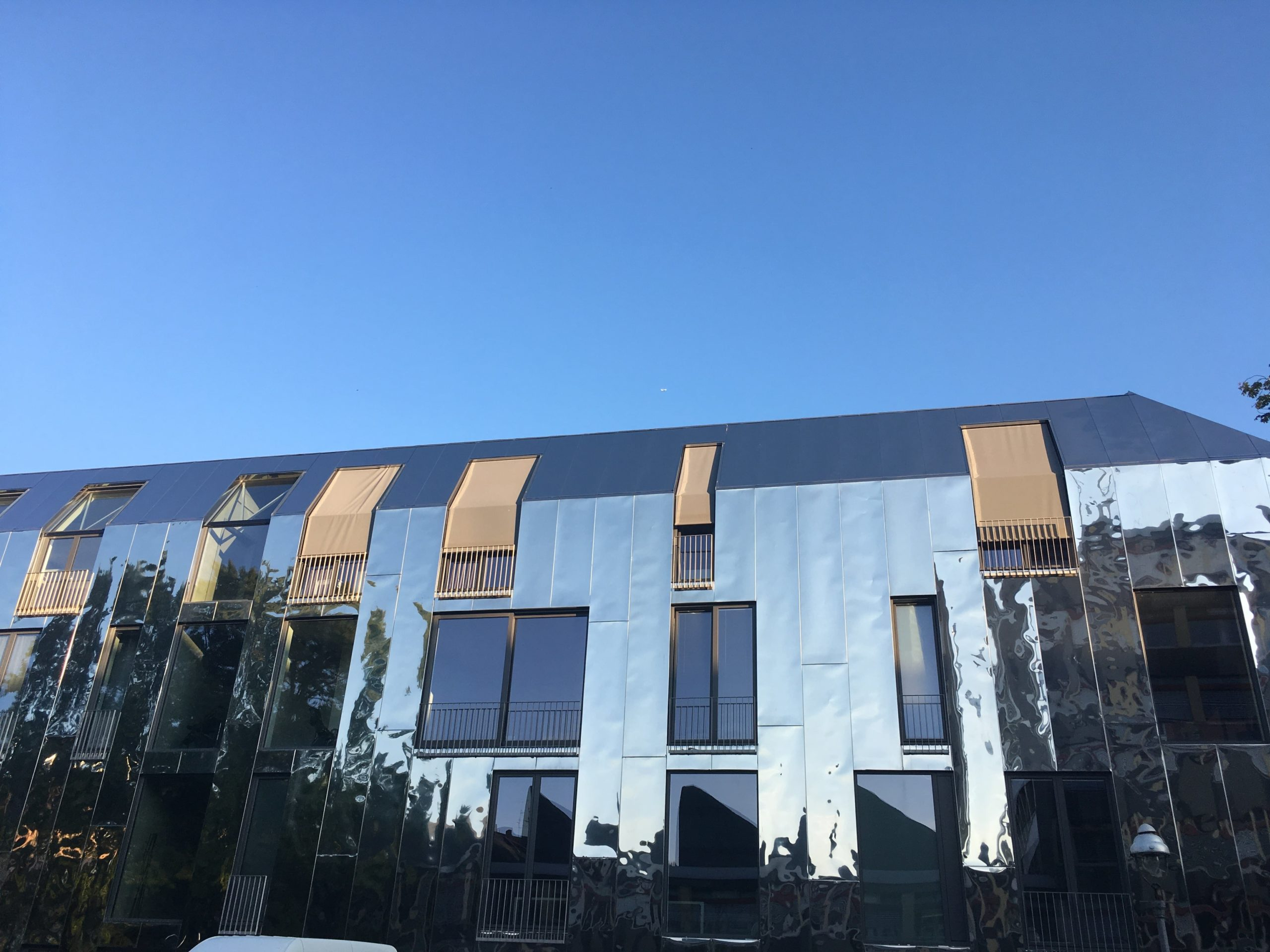 Visite architecture pour Berlinois