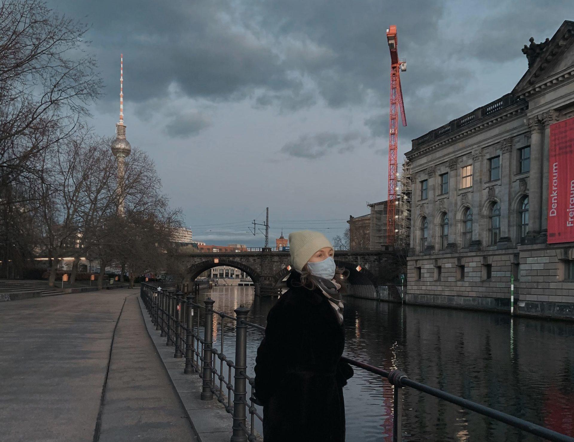 La situation du coronavirus à Berlin
