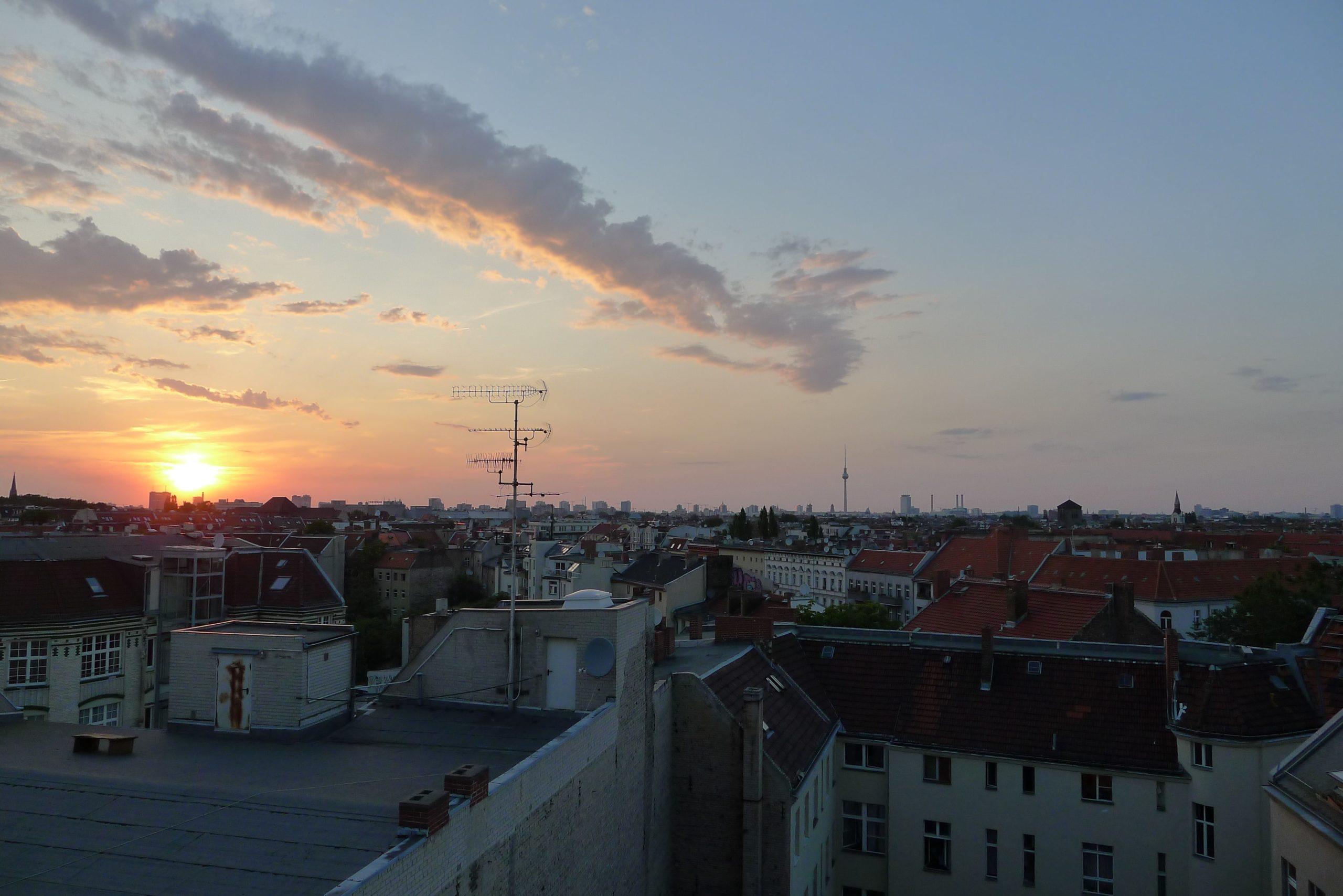 Les meilleurs points de vue panoramiques de Berlin