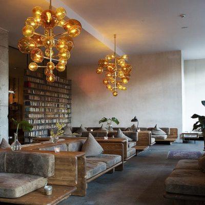 Michelberger hôtel pour un séminaire à Berlin